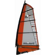 BloKart Sail Complete 3.0m Red